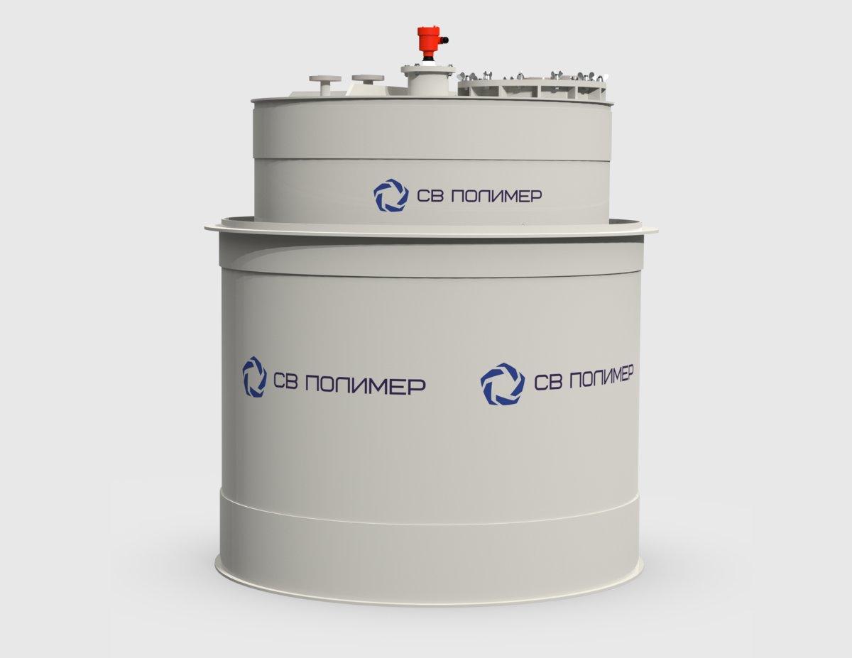 Емкости для кислот и щелочей 1729