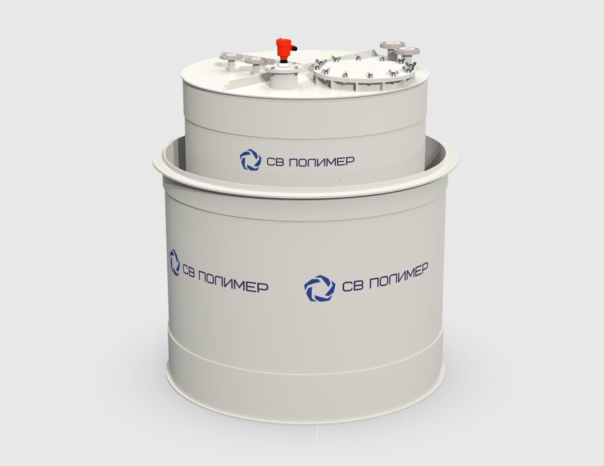 Емкости для кислот и щелочей 1730