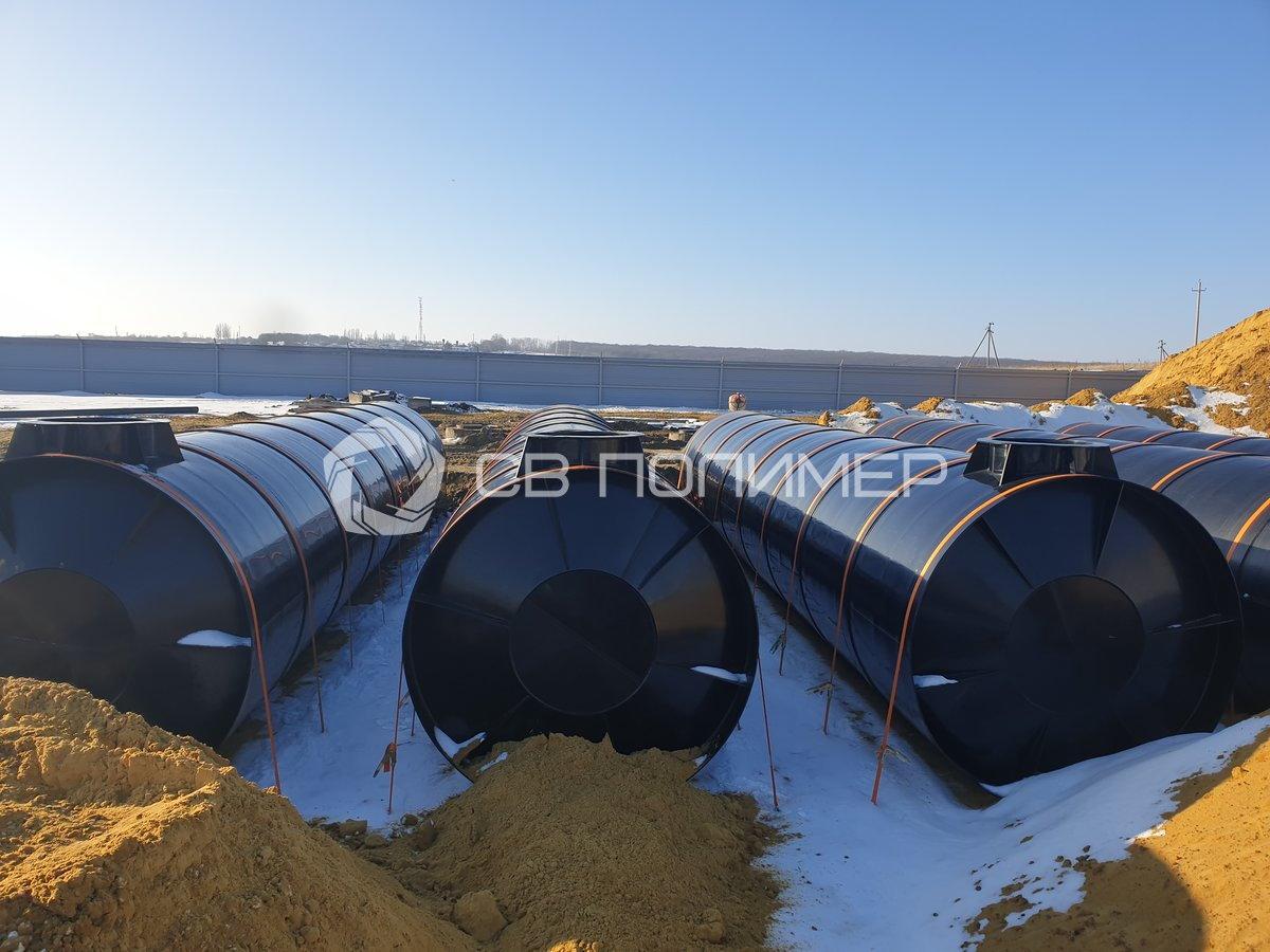 Резервуары чистой воды (РЧВ) 2