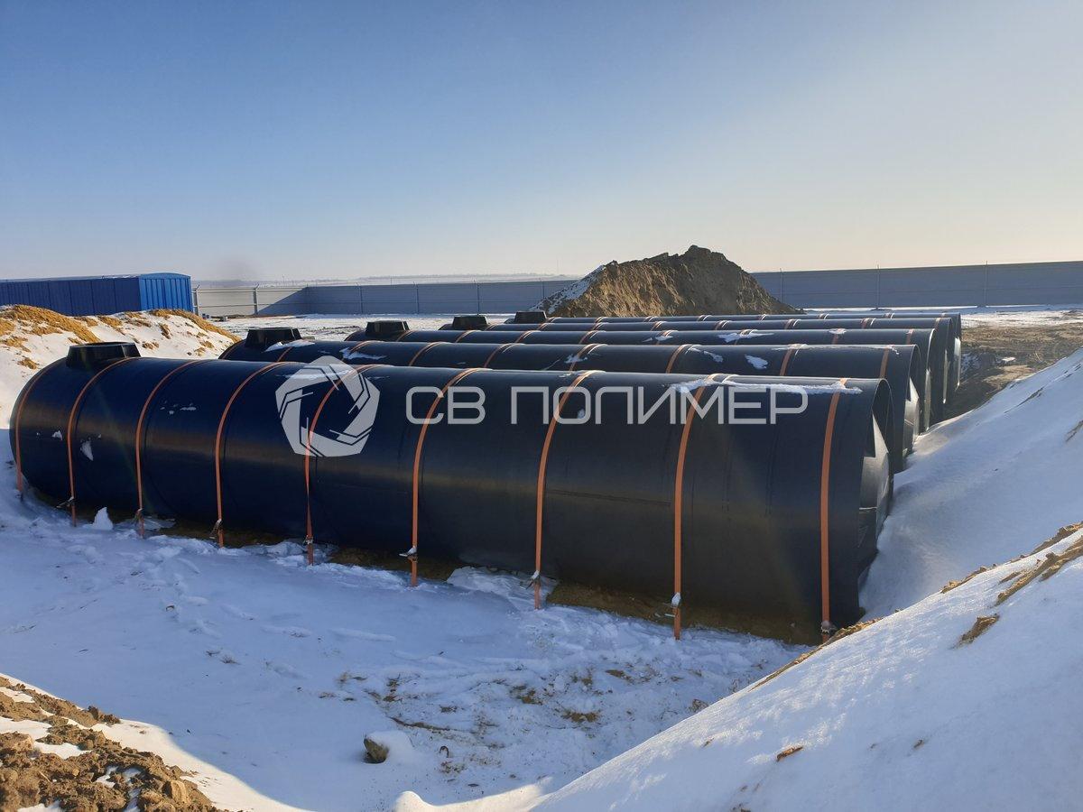 Резервуары чистой воды (РЧВ) 3