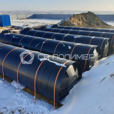 Резервуары чистой воды (РЧВ) 7