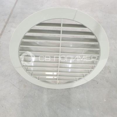 Решетка круглая вентиляционная