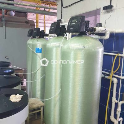 Оборудование водоподготовки 6