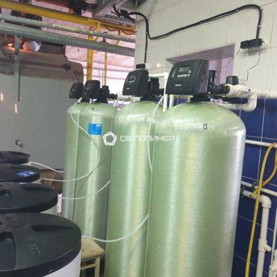 Оборудование водоподготовки 4